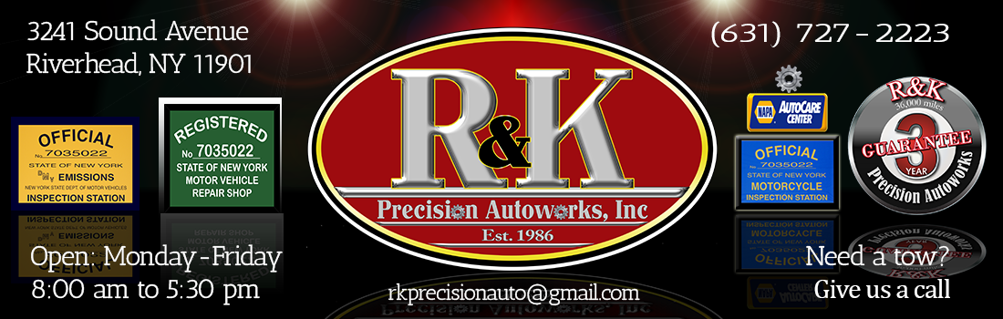 rkprecisionauto Logo