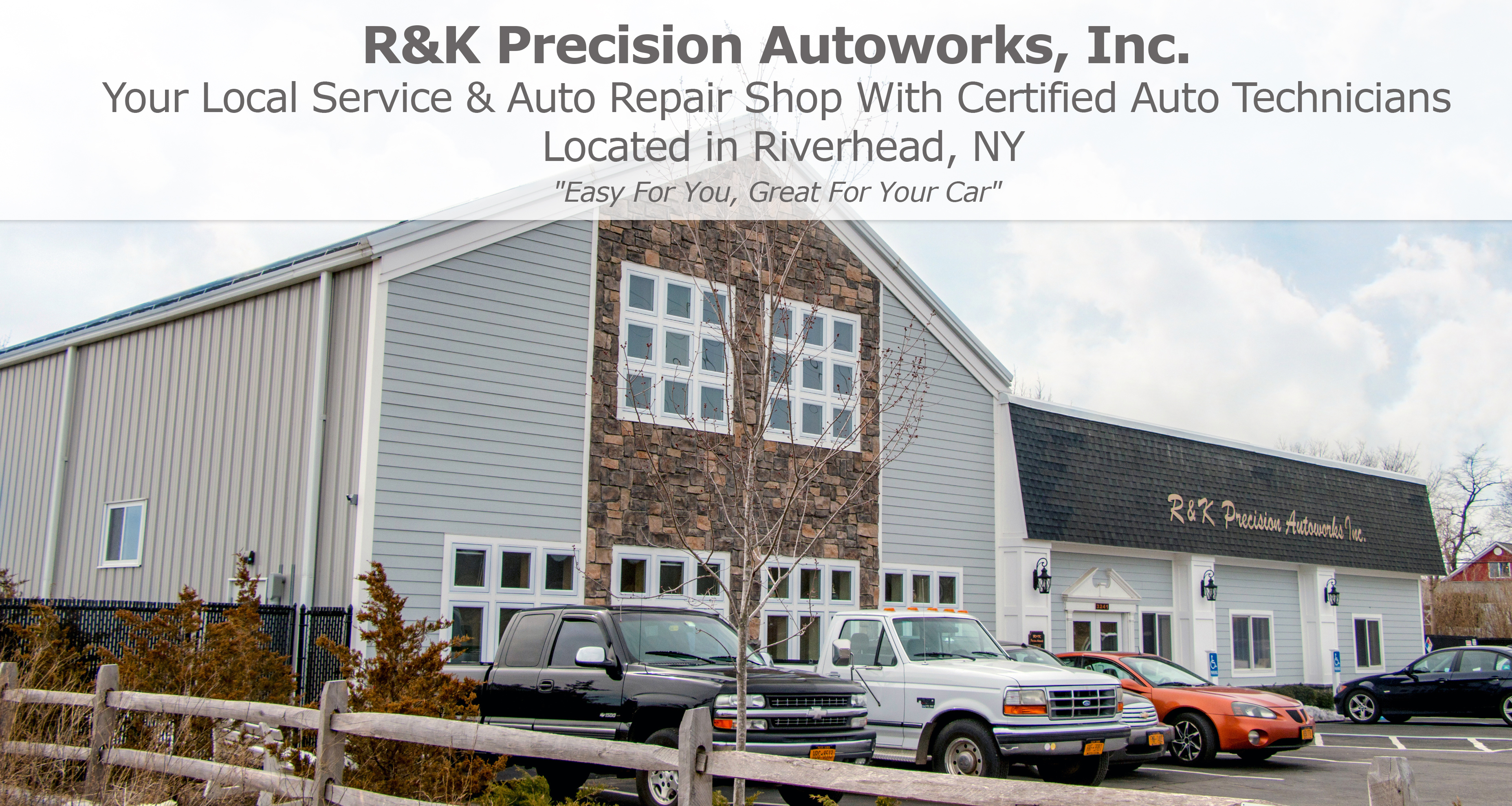 A And M Auto >> Rk Precision Autoworks Certified Auto Technicians Local
